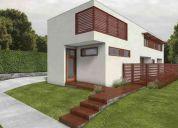 Pintura de casas.
