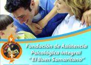 FundaciÓn popular de diagnÓstico y tratamiento psicolÓgico integral el buen samaritano