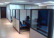 Se solicita maestro con experiencia en fabricaciob de muebles de oficina