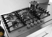 Limpieza y reparación de cocinas caseras