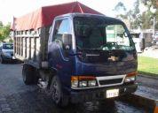 Camion de alquiler capacidad  3 toneladas -quito-