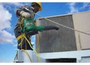 Mantenimiento de equipos de aire acondicionado