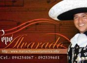 El mejor mariachi de guayaquil america