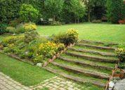 Decoracion y mantenimiento de jardines