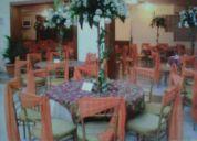Servicios de buffet y decoraciones