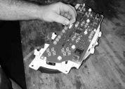 Modificacion y calibracion de tablero digitales