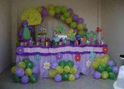 Decoraciones y sorpresas fiestas infantiles