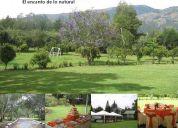 Hermosa quinta  para todo compromiso social