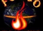 Fuego en el equinoccio: concierto de rock y hiphop quito-ecuador