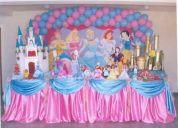 Decoraciones de princess