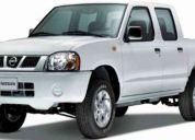 Alquilo camioneta nissan frontier del aÑo para empresas y companias serias