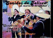 Sonidos de jalisco tu mariachi de la ciudad de quito, todo compromiso social