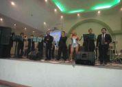 Orquesta padrinos band/ musica bailable