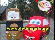 Animacion para fiestas infantiles - animaciones con personajes cars pitufos princesas etc.
