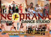 Bailoterapia, yoga kundalini, danza Árabe, danza andina