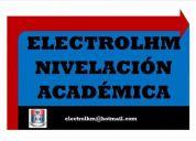 Electrolhm nivelaciÓn acadÉmica