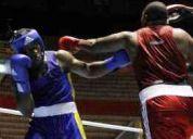 Escuela de boxeo kid ruculeto