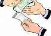 Abogado de deudas (pago: sin adelantos y contra sentencia)
