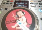 Cd movil dj. profesional