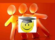 Profesor politÉcnico a domicilio / educacion personalizada, garantizado
