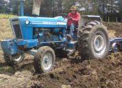 Tecnico en agronomia,estudiante 7semestre.conocimietos de maquinaria agricola y pasada .