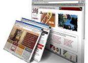 DiseÑador de paginas web