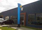 Alquilo sky dancer para publicidad