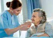 Auxiliar en enfermeria