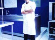 Busco trabajo !!cocinero profecional!!!