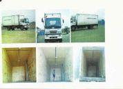 Camion chevrolet fvr de 15 toneladas