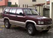 chevrolet trooper 5p 2001