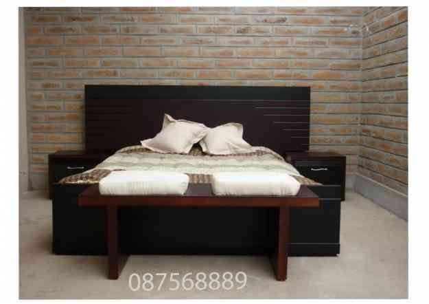 Cama 2 plazas y media ibarra hogar jardin muebles for Sillon cama 2 plazas y media