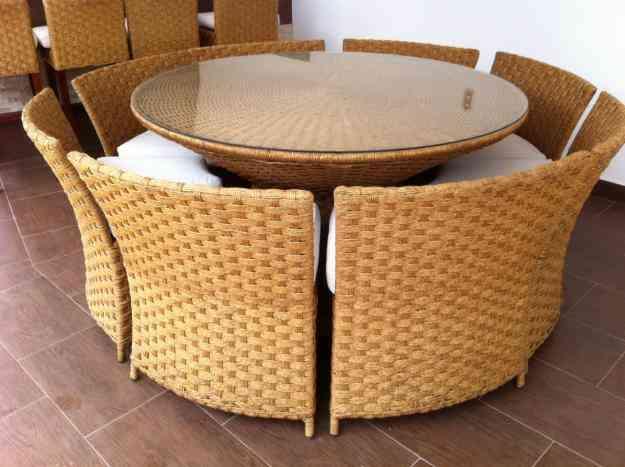 Muebles de rattan guayaquil hogar jardin muebles for Muebles de rattan