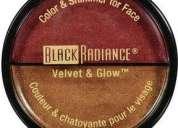 Maquillaje y cosmeticos  marca black radiance envios a todas las provincas ecuador