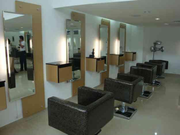 Instalaciones de peluquerias salas de belleza spas - Diseno peluqueria ...