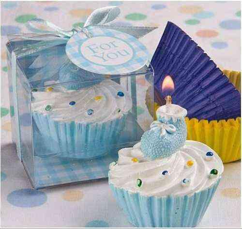 Recuerdos De Bautizo Quito.Velitas En Forma De Cupcake Para Baby Shower O Bautizo En Quito
