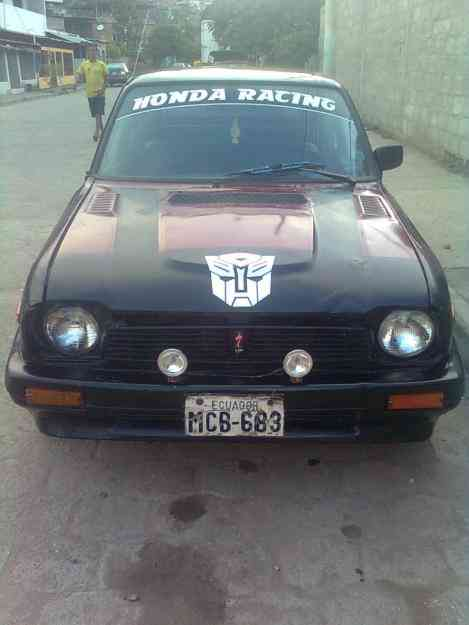 HONDA CIVIC  AÑO 1978