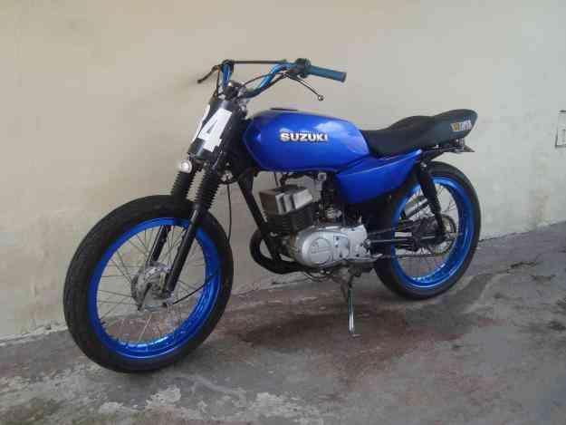 Moto suzuki ax 100 tuneadas - Imagui