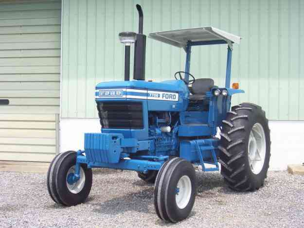 Ford 5000 Tractor Specs : Ford tractor turbo kit