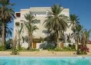 Apartamento en residencia : 6/7 personas - piscina - tozeur  tunez