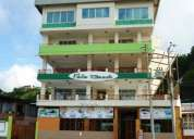 Se vende importante edificación de 5 pisos