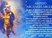 Purificacion energetica a traves del arcangel miguel