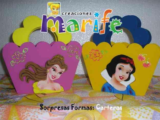 Fotos de manualidades para fiestas infantiles - Imagui
