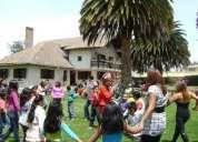 fiestas infantiles quito quinta funhouse