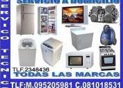 Lavadora secadoras  refrigeradoras frigorificos lavavajillas maquinas  de hielo batidoras