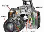 Reparación de cámaras digitales filmadoras profesionales y semiprofesionales