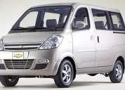 Alquiler de furgoneta n200 a/c full equipo
