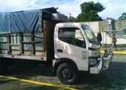 Transporte para fletes o mudanzas