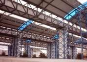 Calculo y montaje de estructuras metalicas en cuenca