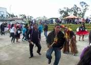 Amachay ecuador pawkar raymi wangiltawa quito parque metropolitano.